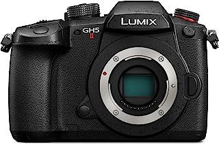 Panasonic 松下电器 无反相机 LUMIX GH5M2 机身 黑色 DC-GH5M2