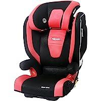 RECARO 德国 莫扎特2代 侧面加固防护型儿童安全座椅—红黑色