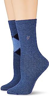 Marc O 'polo BODY & 海滩女式筒袜2个装
