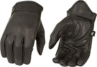 Milwaukee MG7510-BLK-XS 男式夏季巡航手套(黑色,XS 码)