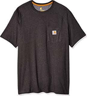 Carhartt Men's Force Cotton S/S Workwear T-Shirt