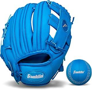 Franklin Sports RTP 球性能手套和球组合