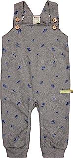 loud + proud 中性婴儿背带裤,结构平纹针织,GOTS 认证,幼儿装备