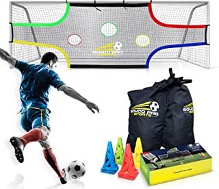GoycoPro 运动球门投球足球目标训练助手练习射击和目标射击