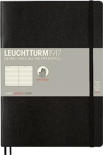 LEUCHTTURM1917 灯塔B5横格创作本黑色软封皮(B5)