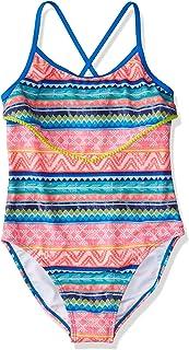 Tommy Bahama 女童连体泳衣