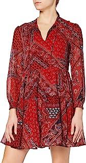 Superdry 极度干燥 女式领带衬衫休闲连衣裙