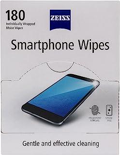 ZEISS 蔡司 智能手机湿巾,每包180个
