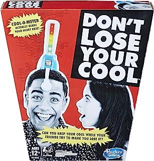 Hasbro 孩之宝 成人派对游戏 Don't Lose Your Cool(请保持冷静),适合 12 岁及以上儿童
