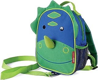 Skip Hop LET - 动物园,背包带牵引绳 * / 蓝色