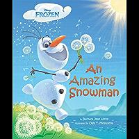 Frozen: An Amazing Snowman (Disney Picture Book (ebook)) (En…