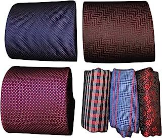 Isaac Mizrahi 3 个领带方形口袋男士礼品套装