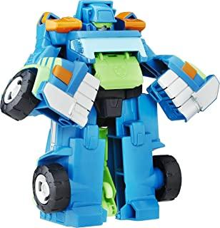 Playskool Heroes Transformers Rescue Bots Rescan Hoist The Tow Bot 可动公仔