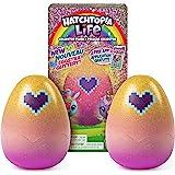 Hatchimals Hatchtopia Life 2 只装,2 英寸高毛绒玩具,带互动游戏,适合 5 岁及以上儿童…