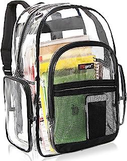 Clear Backpack 透明透明透明透明透明透明透明 学生*书包,MGgear