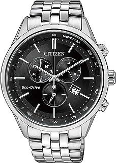 Citizen 西铁城 腕表 特定店经营款 光动能 海外款 AT2140-55E 男士 银色