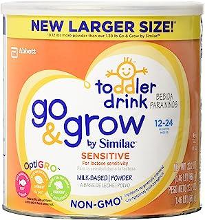 Similac Go & Grow Sensitive Non-Gmo Toddler Formula