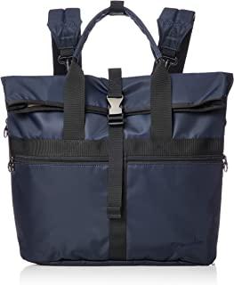 NOMADIC 双肩包 两用 背包 托特包 A4 BL-04 防水 附带PC盒