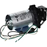 SHURflo 工业泵 - 198 GPH,115 伏,1/2 英寸(约 1.3 厘米),型号# 2088-594-15…