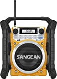 Sangean U4 收音机录音机(MP3 播放)