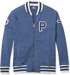 PUMA Golf 2020 男式棒球羊毛夹克