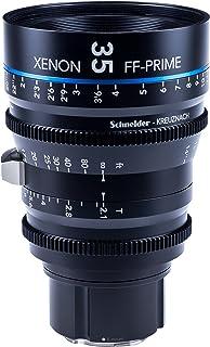 Schneider-Kreuznach 1085546 Cine 镜头,FF-Prime T2.1/35毫米,Sony 索尼 E / ft 黑色