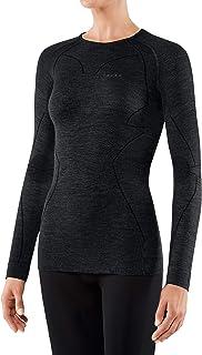 Falke 女式内衣 羊毛技术长袖舒适衬衫