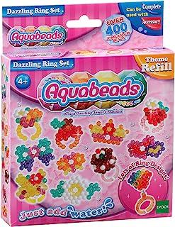 Aquabeads 耀眼戒指套装,多色