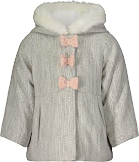 Carter's 女童人造羊毛连帽冬季外套