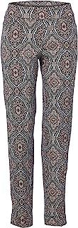 SLIM-SATION 女式宽带套穿印花及踝裤