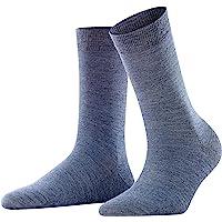 FALKE 女式柔軟美利奴 wool-cotton 短襪