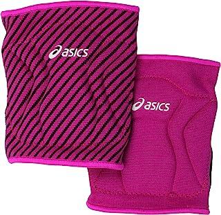 ASICS Replay 双面护膝,均码,粉色/黑色