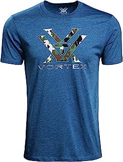 Vortex Optics 徽标短袖 T 恤
