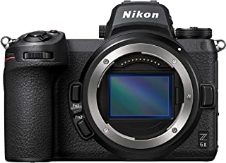 尼康 Z 6II 全画幅无反相机(2450万像素,每秒14帧,混合自动对焦,双 EXPEED 处理器,双存储卡插槽,4K 超高清视频,10位HDMI输出)