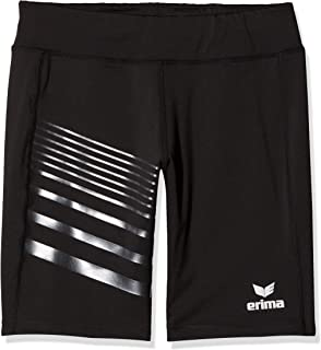 Erima 中性儿童 Race Line 2.0 跑步裤 短款