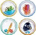 Munchkin 满趣健 泡泡浴漂浮玩具,4件