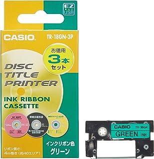 Casio 卡西欧 磁盘标题打印机 色带 *