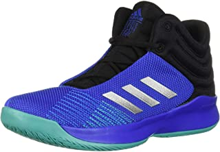 adidas 阿迪达斯儿童 Pro Spark 2018 K 宽篮球鞋