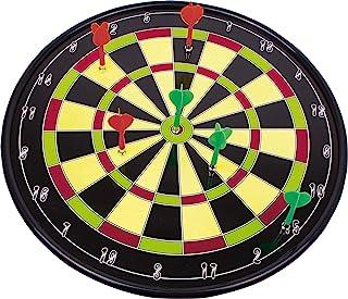 """飞镖盘 """"Sport"""" ,正宗的设计,带儿童*磁性箭头,投掷游戏适合全家。"""