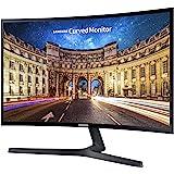 "Samsung 23.5"" FHD Curved LED-Lit FreeSync Monitor(LC24F396FH…"