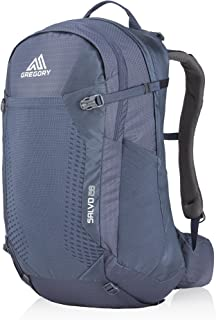 gregory 格里高利 男式 28L 户外登山徒步背包 双肩包 一日休闲 电脑包 SALVO28 Smoke Blue蓝色 均码