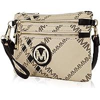 女士腕带钱包 2 合 1 斜挎包 MKF 系列 Roonie Milan 签名设计