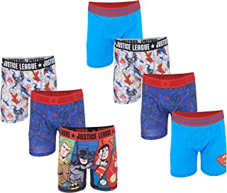 DC Comics 正义联盟男孩内衣多件装