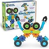 Learning Resources LER9228 动作,STEM,玩具,机器人齿轮,年龄 5 岁以上