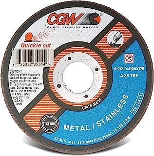 CGW 35517 切割轮 T01 6x.045x7/8 25 件装