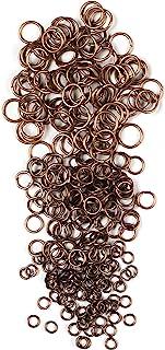 Cousin DIY 240 件各种铜金属分离式戒指