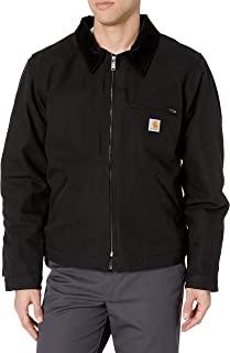 Carhartt 男式鸭底特律夹克(常规和加大加长尺码)
