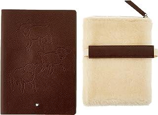 Montblanc 萬寶龍 筆記本146 袖珍文具,棕色
