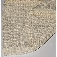 sonnenstrick 100% 有机棉婴儿毛毯德国制造 (40.64 cm x 50.80 cm)