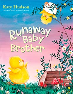 Runaway Baby Brother (English Edition)